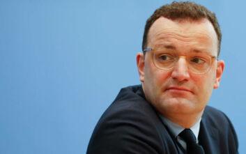 Γερμανός υπουργός Υγείας: Ο κορονοϊός είναι στην Ευρώπη, το θέμα είναι τώρα να τον επιβραδύνουμε