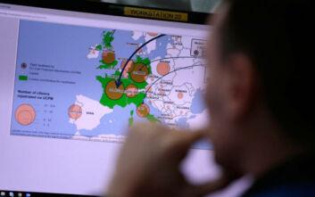 Κορονοϊός: Υπερδιπλασιάστηκαν τα κρούσματα στο Βέλγιο