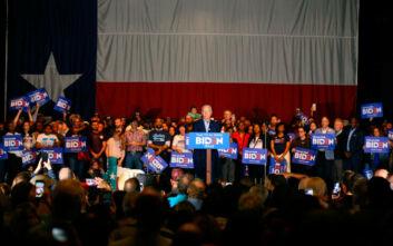Θρίλερ η ψηφοφορία των Δημοκρατικών στο Τέξας