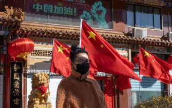 Κορονοϊός: Ημέρα πένθους σήμερα στην Κίνα για τους χιλιάδες νεκρούς