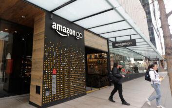 Κορονοϊός και online αγορές: Προσλήψεις 100.000 υπαλλήλων και αυξήσεις μισθών από την Amazon