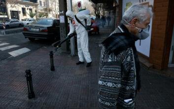 Κορονοϊός: Σε 124 οι νεκροί μετά τον θάνατο 17 ανθρώπων τις τελευταίες 24 ώρες στο Ιράν