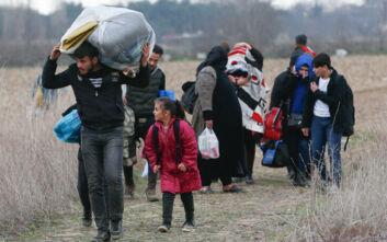 Αυξημένες κατά 129% οι αποφάσεις ασύλου τον Απρίλιο σε σχέση με τον Μάρτιο