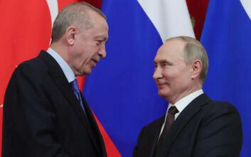 Πούτιν σε Ερντογάν: Η κατάπαυση του πυρός στο Ναγκόρνο-Καραμπάχ θα μπορούσε να περιλάβει και άλλες χώρες