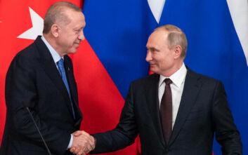 Πούτιν και Ερντογάν συζήτησαν για τη σύγκρουση μεταξύ Αρμενίας και Αζερμπαϊτζάν