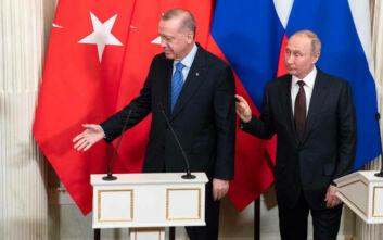 Η Γαλλία βλέπει «τυφλά σημεία» στη ρωσοτουρκική συμφωνία για την εκεχειρία στην Ιντλίμπ