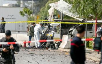 Έκρηξη στην Τυνησία: Ένας αστυνομικός υπέκυψε στα τραύματά του