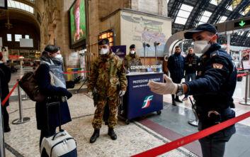 Κορονοϊός στην Ιταλία: Μαζικά τεστ ανίχνευσης του ιού στους κατοίκους του Βένετο