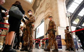 «Κόκκινη Ζώνη» όλη η Ιταλία: Θα ληφθούν ακόμα σκληρότερα μέτρα ανακοίνωσε ο Τζουζέπε Κόντε