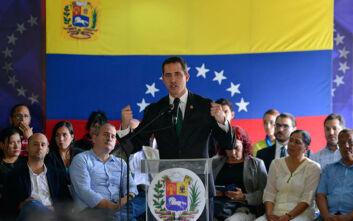 Βενεζουέλα: Ο Χουάν Γκουαϊδό κλήθηκε να καταθέσει στην έρευνα για «απόπειρα πραξικοπήματος»
