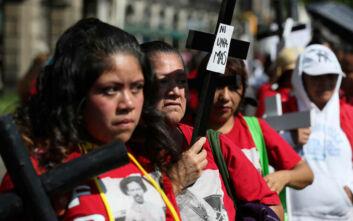 Μια ημέρα χωρίς εμάς: Ερήμωσε το Μεξικό από γυναίκες