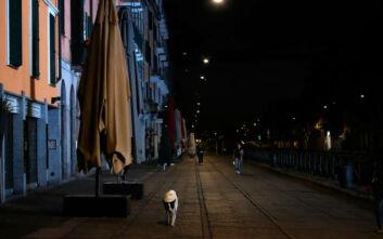 Ειδικό τεύχος του Vanity Fair Italy αφιερωμένο στο Μιλάνο και τη Λομβαρδία λόγω κορονοϊού