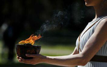 Πέθανε η επί χρόνια Πρωθιέρεια στην Αφή της Ολυμπιακής Φλόγας, Μαρία Μοσχολιού