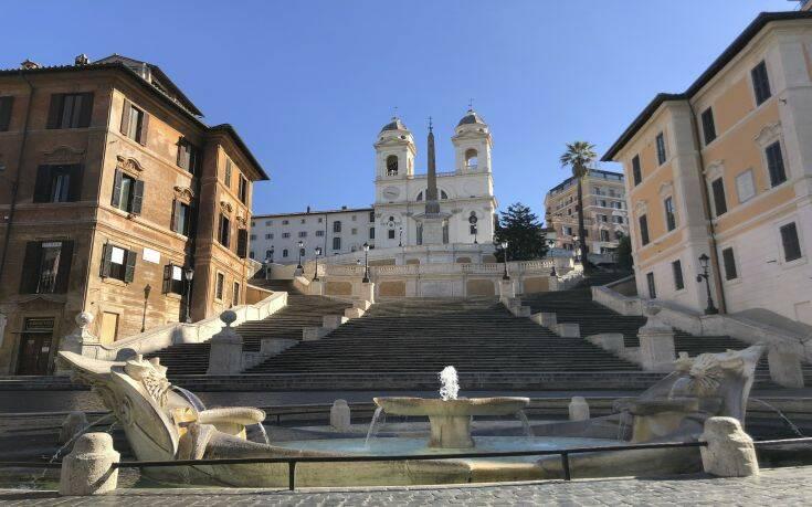 Ιταλία – Κορονοϊός: 575 νεκροί το τελευταίο 24ωρο, 22.745 συνολικά 1