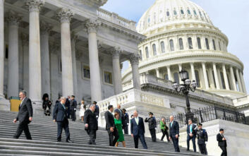 ΗΠΑ: Δεν πέρασε το νομοσχέδιο των Ρεπουμπλικάνων για τις οικονομικές συνέπειες του κορονοϊού
