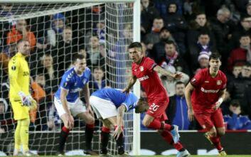Europa League: Προς τους «8» οι Λεβερκούζεν και Σαχτάρ Ντόνετσκ
