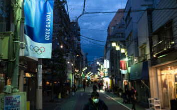 Επιμένουν οι Ιάπωνες να πραγματοποιηθούν κανονικά οι Ολυμπιακοί Αγώνες στο Τόκιο