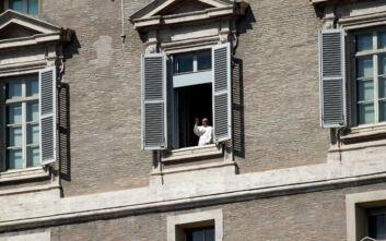 Πάπας Φραγκίσκος: Ζήτησα από τον Κύριο να σταματήσει την επιδημία του κορονοϊού