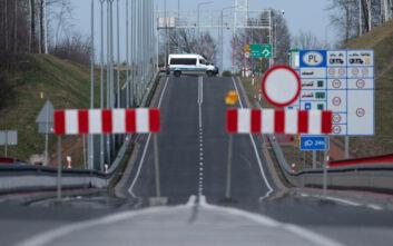 Κορονοϊός: Παράταση των μέτρων περιορισμού της κυκλοφορίας στη Γερμανία έως τις 19 Απριλίου