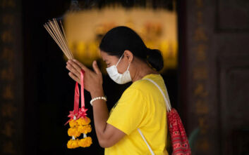 Κορονοϊός: 30 νέα κρούσματα στην Ταϊλάνδη, 12 στην Καμπότζη