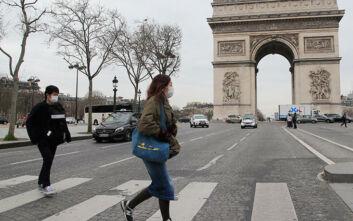 Κλείνουν και τα πάρκα στο Παρίσι λόγω κορονοϊού