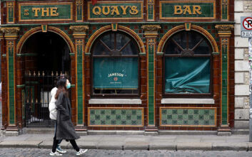 Πάνω από 140.000 Ιρλανδοί βρέθηκαν άνεργοι εξαιτίας του κορονοϊού