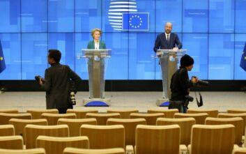 Κορονοϊός: Τα μέτρα της ΕΕ ενάντια στην πανδημία – Απαγόρευση ταξιδιών και κλειστά σύνορα