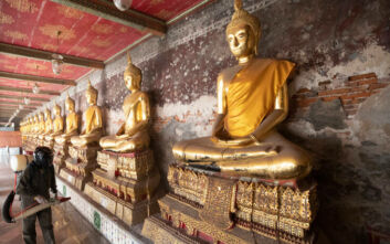 Κορονοϊός: Τριάντα πέντε νέα κρούσματα στην Ταϊλάνδη, έφτασαν συνολικά τα 212