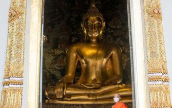Εκατόν έντεκα νέα κρούσματα κορονοϊού στην Ταϊλάνδη