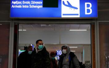 Πληροφορίες του Διεθνούς Αερολιμένα Αθηνών προς τους ταξιδιώτες για τον κορονοϊό
