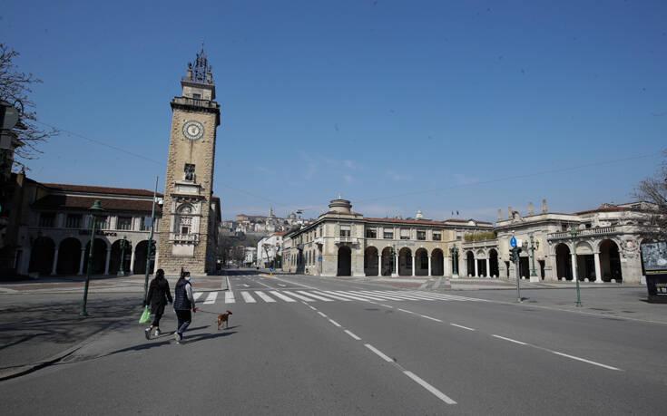 Ιταλία - Κορονοϊός: 17.127 συνολικά οι νεκροί, 604 το τελευταίο 24ωρο