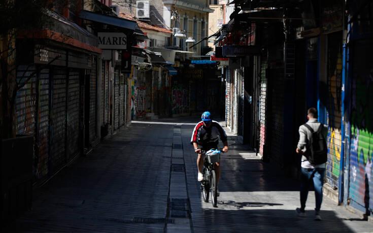 Έχουν γίνει 258 συλλήψεις απείθαρχων για παραβίαση των μέτρων για τον κορονοϊό