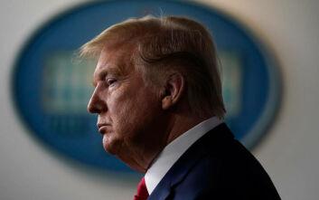 Τραμπ: Δεν φταίνε οι Αμερικανοί ασιατικής καταγωγής για τον κορονοϊό