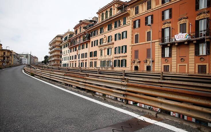 Ιταλία – Κορονοϊός: 578 νεκροί το τελευταίο 24ωρο, 21.645 συνολικά