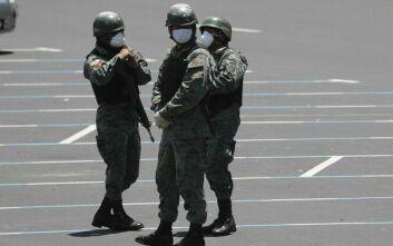 Κορονοϊός: 100 πτώματα μέσα σε τρεις ημέρες απομακρύνθηκαν από σπίτια στον Ισημερινό