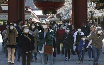 Κορονοϊός: Δεν θα κηρυχθεί σε κατάσταση έκτακτης ανάγκης η Ιαπωνία
