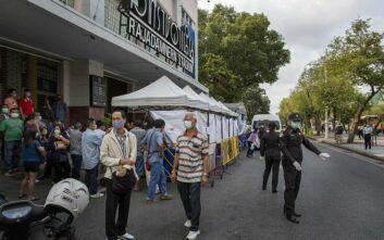 Κορονοϊός: Ρεκόρ στην Ταϊλάνδη με 89 νέα κρούσματα μέσα σε μία μέρα