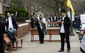 «Μολύνετε με κορονοϊό Εβραίους και αστυνομικούς» προτρέπουν νεοναζί στις ΗΠΑ