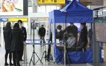 Κορονοϊός: Αυστηρότερα μέτρα για τους ταξιδιώτες από τις ΗΠΑ θα εφαρμοστούν στη Νότια Κορέα
