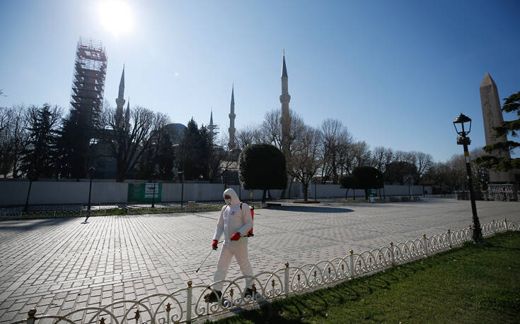Κορονοϊός: Στους 37 έφτασαν πλέον οι νεκροί στην Τουρκία