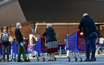 Τα σούπερ μάρκετ στην Ιταλία κάνουν έκπτωση 10% στους φτωχότερους πελάτες τους λόγω κορονοϊού