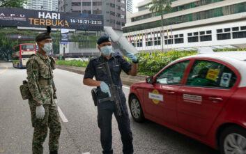 Κορονοϊός: Η Μαλαισία προετοιμάζεται για το «χειρότερο σενάριο», τα κρούσματα εξαπλασιάστηκαν μέσα σε 10 μέρες