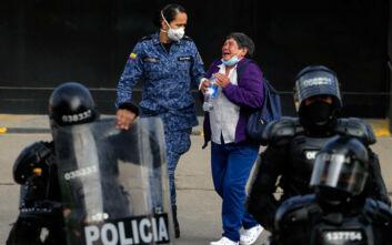 Κορονοϊός Κολομβία: Εξέγερση σε φυλακή με 23 νεκρούς και 90 τραυματίες