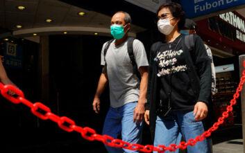 Κορονοϊός Χονγκ Κονγκ: Απαγορεύεται η είσοδος σε μη κατοίκους από την Τετάρτη
