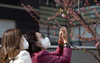 Κορονοϊός: Έξι νεκροί και 67 νέα «εισαγόμενα» κρούσματα το τελευταίο 24ωρο στην Κίνα