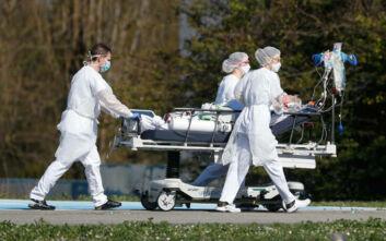 Κορονοϊός: Δραματική αύξηση των νεκρών στη Γαλλία - Ξεπέρασε το όριο των 3.000 θανάτων