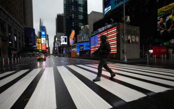 Κορονοϊός: Η Νέα Υόρκη εκπέμπει SOS προς τον Ντόναλντ Τραμπ