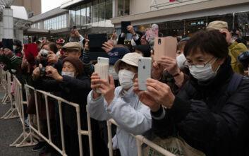 Ειδικοί κρούουν τον κώδωνα κινδύνου στην Ιαπωνία για τον κορονοϊό: Οι πολίτες δεν προσέχουν