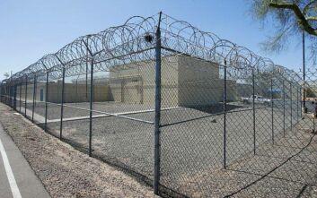 Κορονοϊός: Πρώτος θάνατος κρατούμενου στις ομοσπονδιακές φυλακές των ΗΠΑ