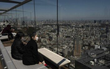 Κορονοϊός: Το Τόκιο έγινε το επίκεντρο της πανδημίας στην Ιαπωνία